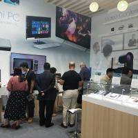 迈乐携新品会议系统亮相环球资源香港春季电子展